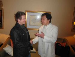 09d Jackie Chan visit 2